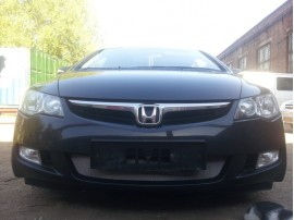 Защита радиатора для Honda CIVIC 4D VIII 2006-2009